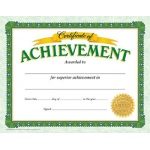 Certificate Of Achievement Classic 30/pk
