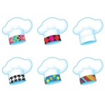 Chefs Hats Bake Shop Mini Accents Variety Pack