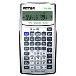 Ten Digit Scientific Calculator W Antimicrobial Protection
