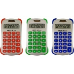 Colorful 8 Digit Handheld Calculator