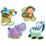 Jungle Animals Accents
