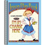 Lesson Plan Book Im In Charge Here Mary Engelbreit