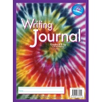 Zaner Bloser Writing Journal Gr 4 Tie Dye