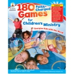 180 Faith-Charged Games For Childrens Ministry Elementary