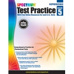 Test Practice Workbook Gr 5