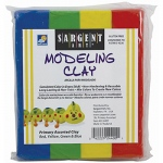 Sargent Art Modeling Clay Primary Colors