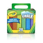 Crayola Washable Sidewalk Chalk 24 Ct