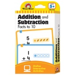 Flashcard Set Addition And Subtraction Fact To 10