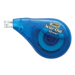 Bic Wite Out Ez Correct Correction Tape Single