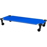 Mahar Toddler Cot Dolly Assembled in Blue