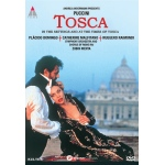 Tosca: Live in Rome, Starring Plácido Domingo - DVD