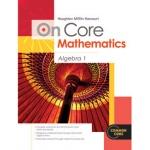 On Core Mathematics Algebra 1 Bundles