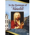 In the Footsteps of Vivaldi - DVD