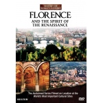 Florence and the Spirit of the Renaissance: Sites of the World's Cultures - DVD