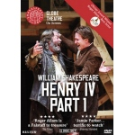Henry IV, Part 1, Shakespeare's Globe Theatre - DVD