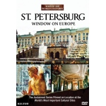 St. Petersburg: Window On Europe, Sites of the World's Cultures - DVD