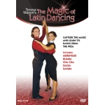 The Magic of Latin Dancing with Teresa Mason - DVD