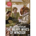 The Merry Wives of Windsor: Shakespeare's Globe Theatre - DVD