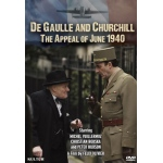 De Gaulle and Churchill: The Appeal of June 1940 - DVD