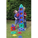 Giant Polydron Set 40pk