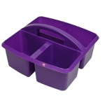 Small Utility Caddy Purple