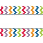 Chevron Name Tag