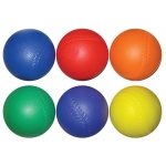 American Education Foam Softballs: Set of 6