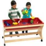 Angeles® Value Line Birch Sand & Water Table