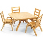 NaturalWood™ Tables: Square Table