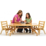 NaturalWood™ Tables: Rectangle Table