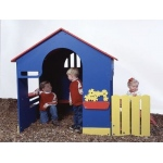 SportsPlay Tot Town Tot House 1: Primary Outdoor