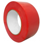 American Education Floor Tape: Red, 1 Inch x 60 Yards