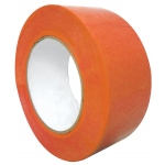 American Education Floor Tape: Orange, 1 Inch x 60 Yards