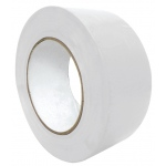 American Education Floor Tape: White, 1 Inch x 60 Yards