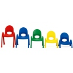 "Angeles Value Stack™ Chairs: 7"" Chair"