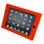 Kids Ipad Protective Case Red