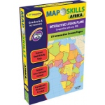 Map Skills Africa Interactive White Board Software