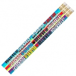 Believe In Yourself Pencil Assortment Pack Of 12