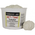 3lb Art Time Dough - White