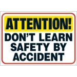 Attention Dont Learn Safety By Accident Argus Poster