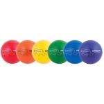 Rhino Skin Dodge Ball 8in Set Of 6