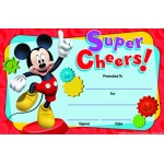 Mickey Mouse Clubhouse Super Cheers Recognition Awards