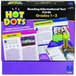 Gr 1-3 Hot Dots Reading Informational Text