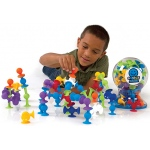 Squigz Deluxe Set 50 Pcs