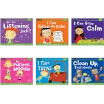 Myself Readers 6pk I Am In Control Of Myself Small Book
