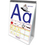 Early Childhood Ela Alphabet Readiness Flipchart