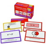 Collaborative Expressions Equations Common Core Cards