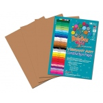 Light Brown Construction Paper 12x18 50 Sheets