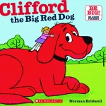 Clifford The Big Red Dog Carry Along Book & Cd