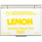 Center Enterprises Scented Pads: Yellow/Lemon
